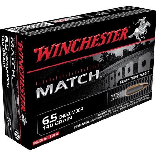 WINCHESTER 6.5 CREEDMOOR 140GRAIN