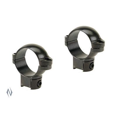 LEUPOLD- RIMFIRE 3/8`` RINGSET 1`` MEDIUM GLOSS