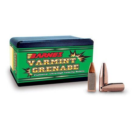 BARNES VARMINT GRENADE .204 26GR 250PK