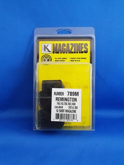 REMINGTON- 243/308 MAGAZINES