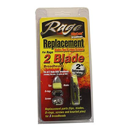 RAGE REPLACEMENT BLADES 100GR