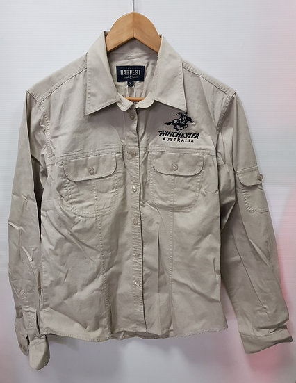 WINCHESTER SAND LADIES SHIRT LARGE