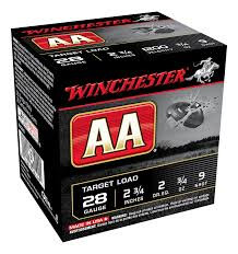 WINCHESTER - AA TARGET 28G 9 SHOT 1200FPS