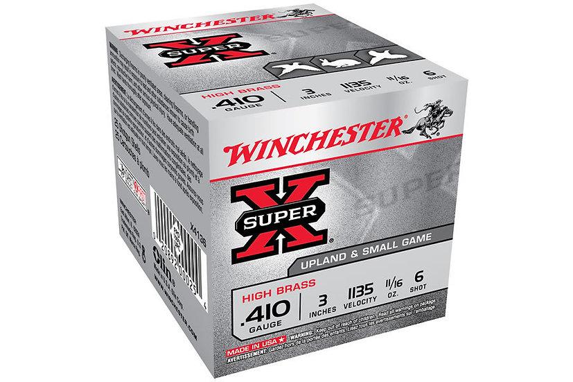 WINCHESTER SUPER X 410GA 3 INCH 6 SHOT