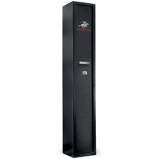WINCHESTER- 4 GUN SAFE WITH AMMO LOCKER