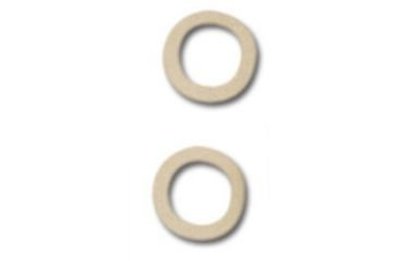 GROVTEK WHITE SPACERS 2 PCE