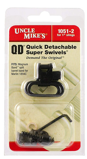 UNCLE MIKES QD SWIVELS MARLIN 1051-2
