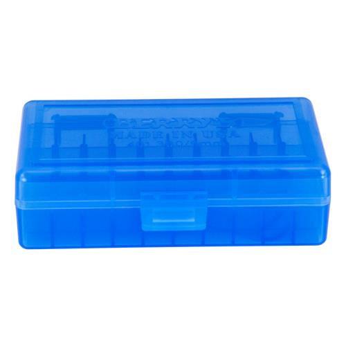 BERRY AMMO BOX 401 380/9 BLUE
