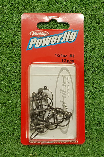 POWER JIG 1/24OZ 1/0
