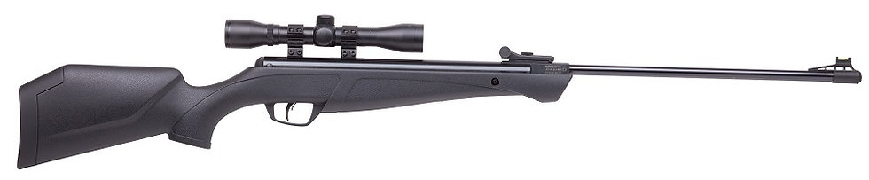 CROSMAN SHOCKWAVE .177 SYNTHETIC WITH SCOPE