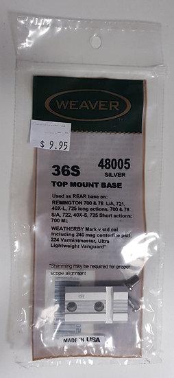 WEAVER BASE TOP MT 36S