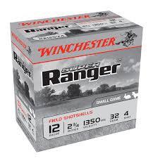 WINCHESTER SUPER RANGER 12GA 4 SHOT