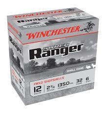 WINCHESTER SUPER RANGER 12GA 6 SHOT