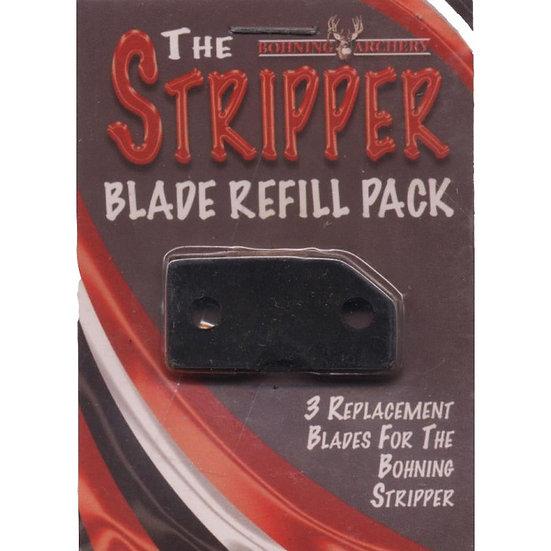 BOHNING THE STRIPPER BLADE REFILL PACK