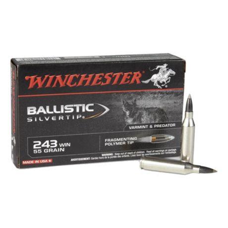 WINCHESTER 243 BALLISTIC TIP 55GR