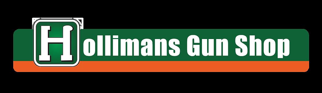 Hollimans Gun Shop Logo.png