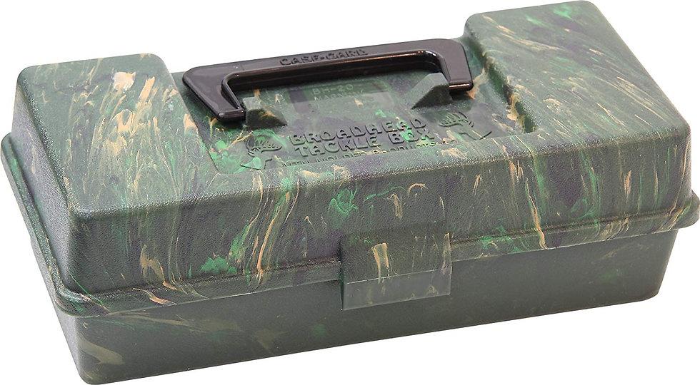 CASE GUARD BROADHEAD TACKLE BOX 12 HEADS-WRENCH CAMO