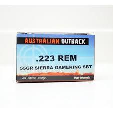 Aussie Outback 223 REM 55GR GAMEKING