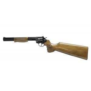 ALFA CARBINE .22LR REVOLVER RIFLE BLUED - 9 SHOT