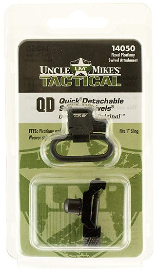 UNCLE MIKES 1`` PICATINNY QD SWIVEL 14050