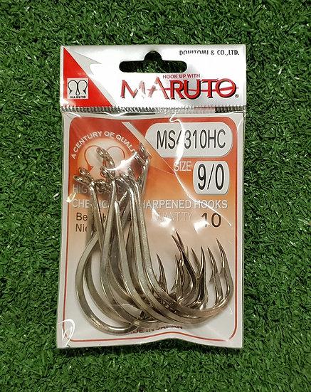 ARAFURA MARUTO  BEAK 9/0 HOOKS 10PK
