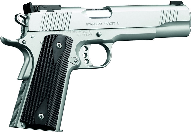 KIMBER 1911 STAINLESS II 9MM 127MM