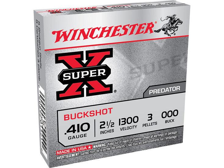 WIN SUPER X 410G 2.5 INCH 3 PELLET 000