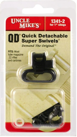 UNCLE MIKES QD SUPER SWIVEL - 22