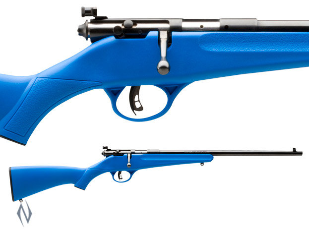 SAVAGE - RASCAL BLUE SYNTHETIC 22LR - SINGLE SHOT