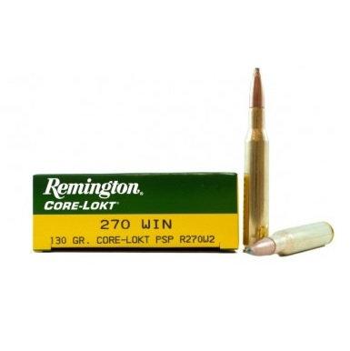 REMINGTON- 270 WIN 130GR