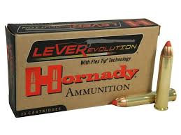 HORNADY- 444 MARLIN 265GR LEVER EVOLUTION