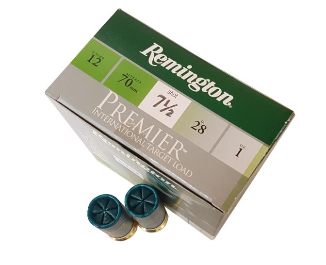 REMINGTON- PREMIER TARGET 12GA 28GM