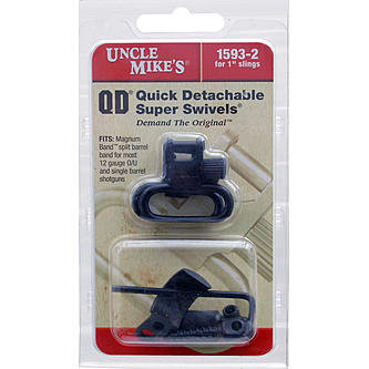 UNCLE MIKES QD SUPER SWIVEL 12GA O/U SHOTGUN