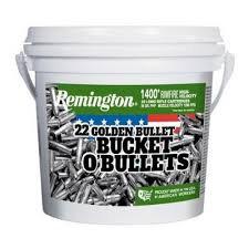 REM BUCKET OF BULLETS 22LR