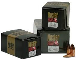 NOSLER 6MM 107GR HP BT PROJ 100PK
