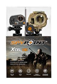 SPYPOINT X-CEL HD ACTION CAMERA - 5MP