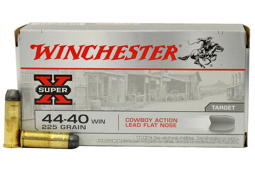 WINCHESTER USA COWBOY 44-40WIN 225GR