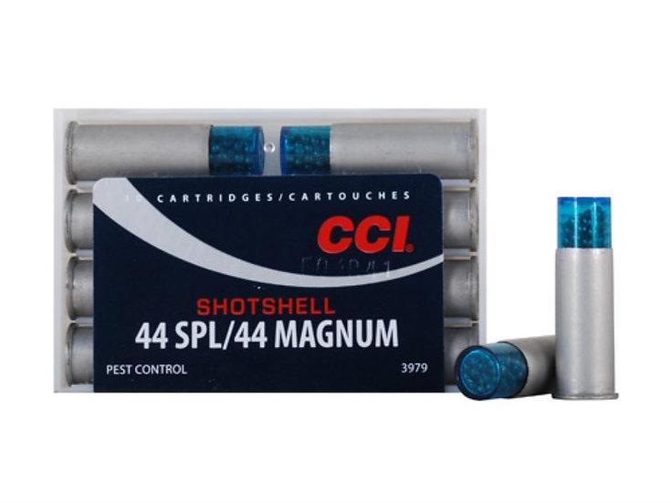 CCI 44SPEC/ 44MAG SHOTSHELLS #9 SHOT