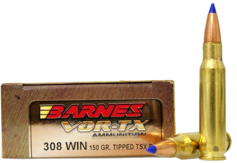 BARNES 308 WIN 150G TTSX