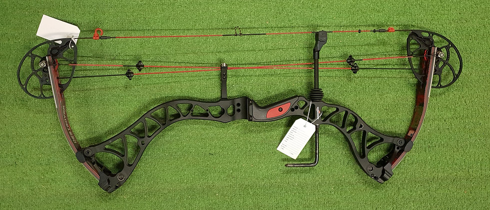 BOWTECH- DESTROYER 350 50-60LB LIMITED EDITION 25-30`` DRAW