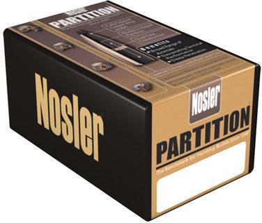 NOSLER PARTITION 22CAL .224 60GR SPITZER