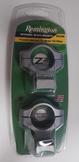 REM- 700 INTERGRAL MNT-SILVER XT 22LR/22SR