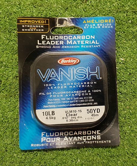 BERKLEY VANISH LEADER 10LB