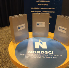 Best Paper Awards during NORDSCI Interna