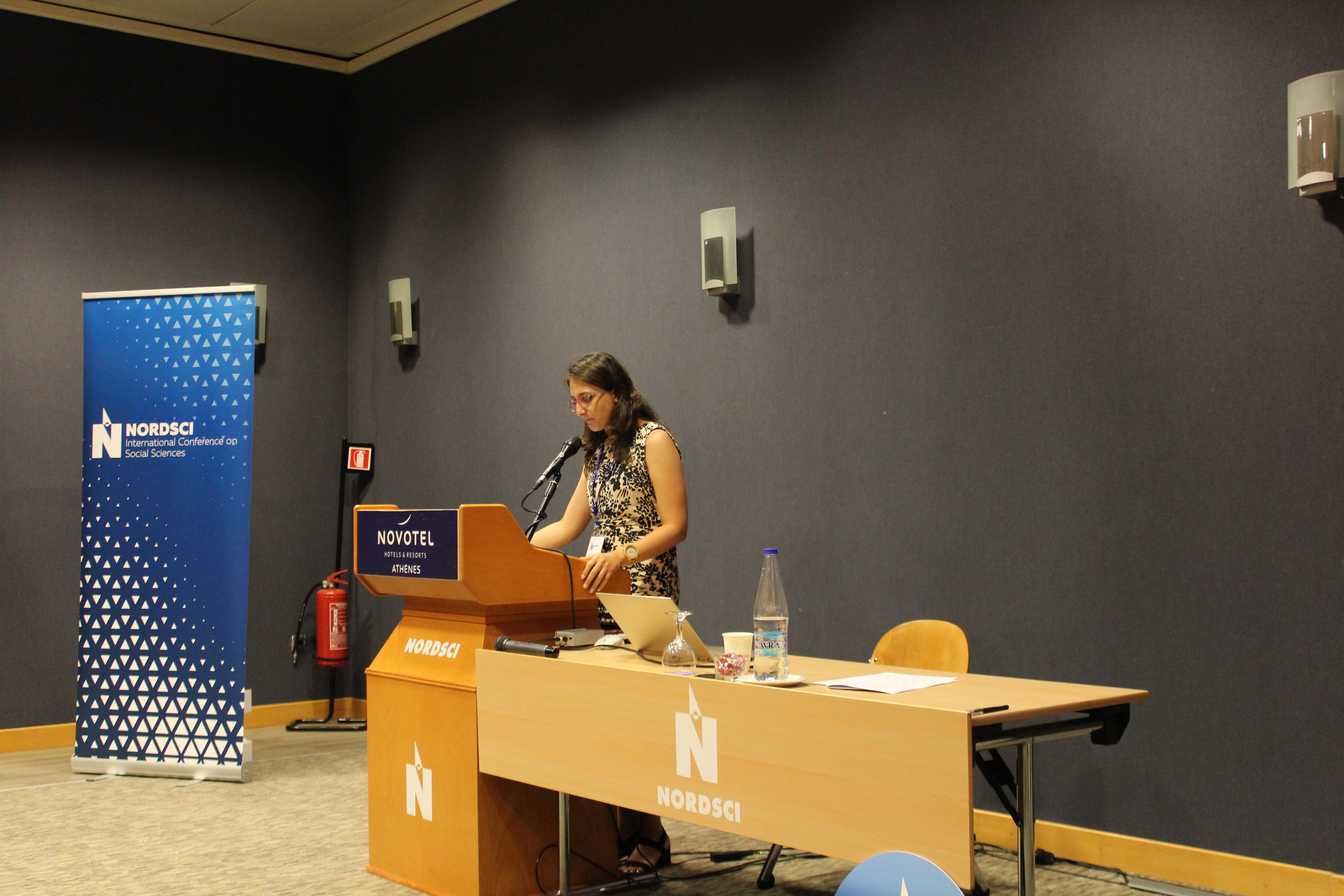 Mrs Misu Sorina Ioana, PhD Student p