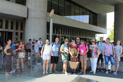 Visiting New Acropolis Museum