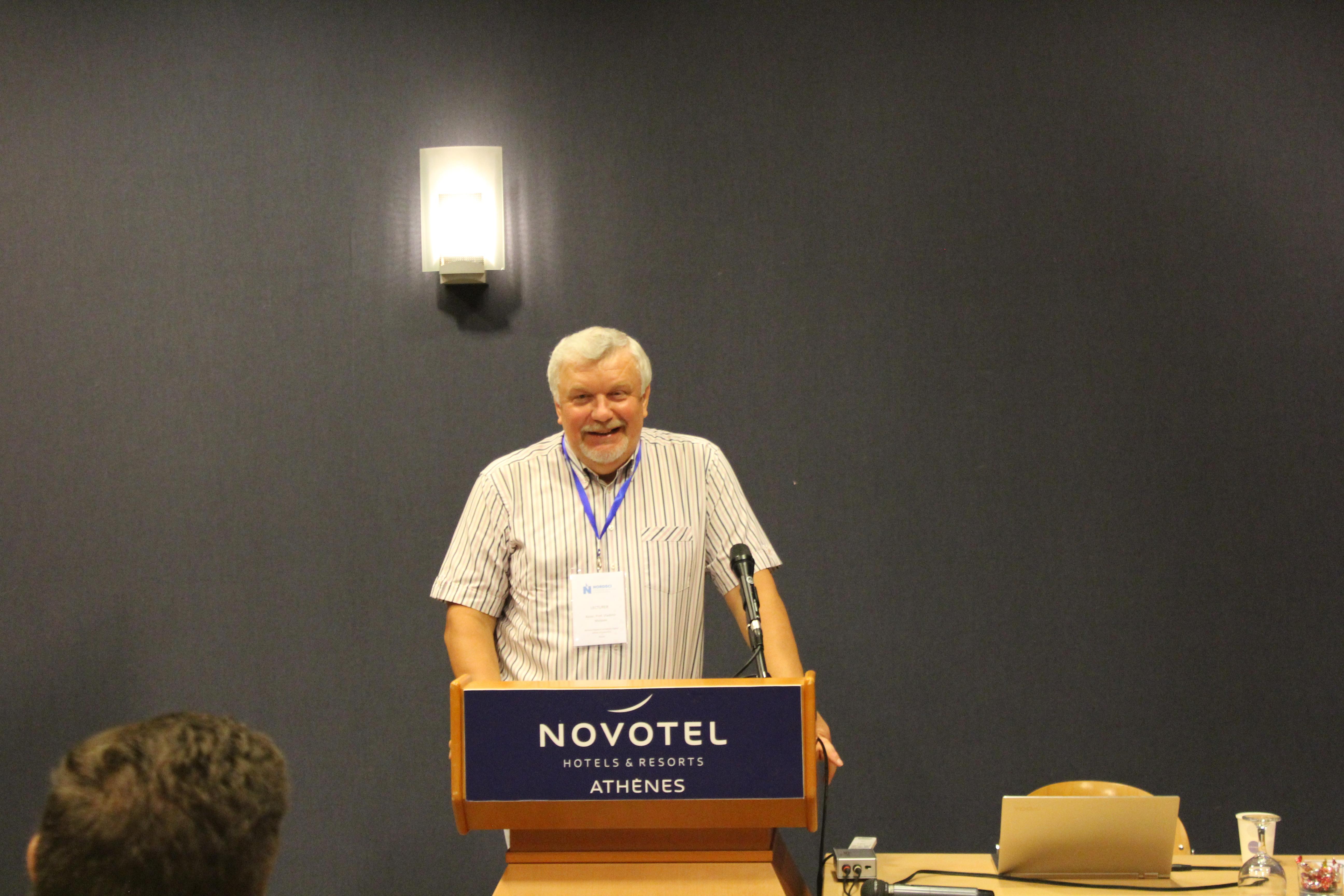 Assoc. Prof. Vladimir Malyaev
