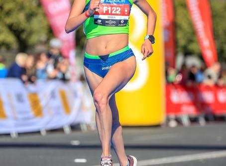 Drugi rezultat svih vremena za Mateu Parlov na maratonu u Sevilli!