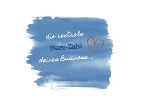 Die zentrale Herz-Zahl deines Business