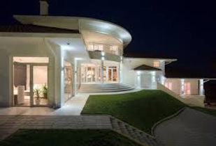 Buil in Costa Rica, picture of a Dream House